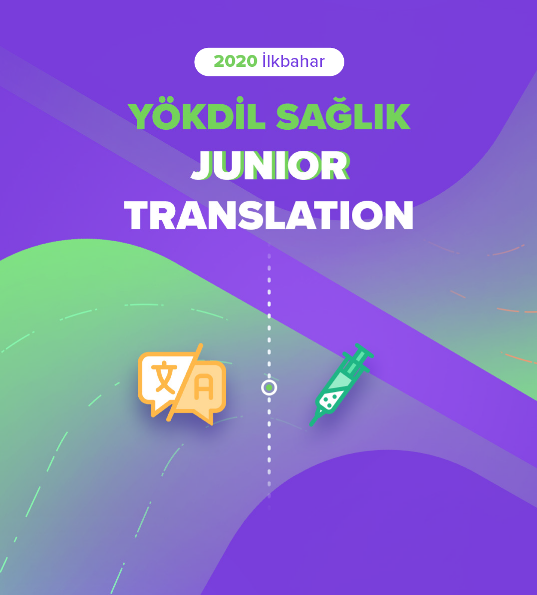 YÖKDİL Sağlık Junior Translation