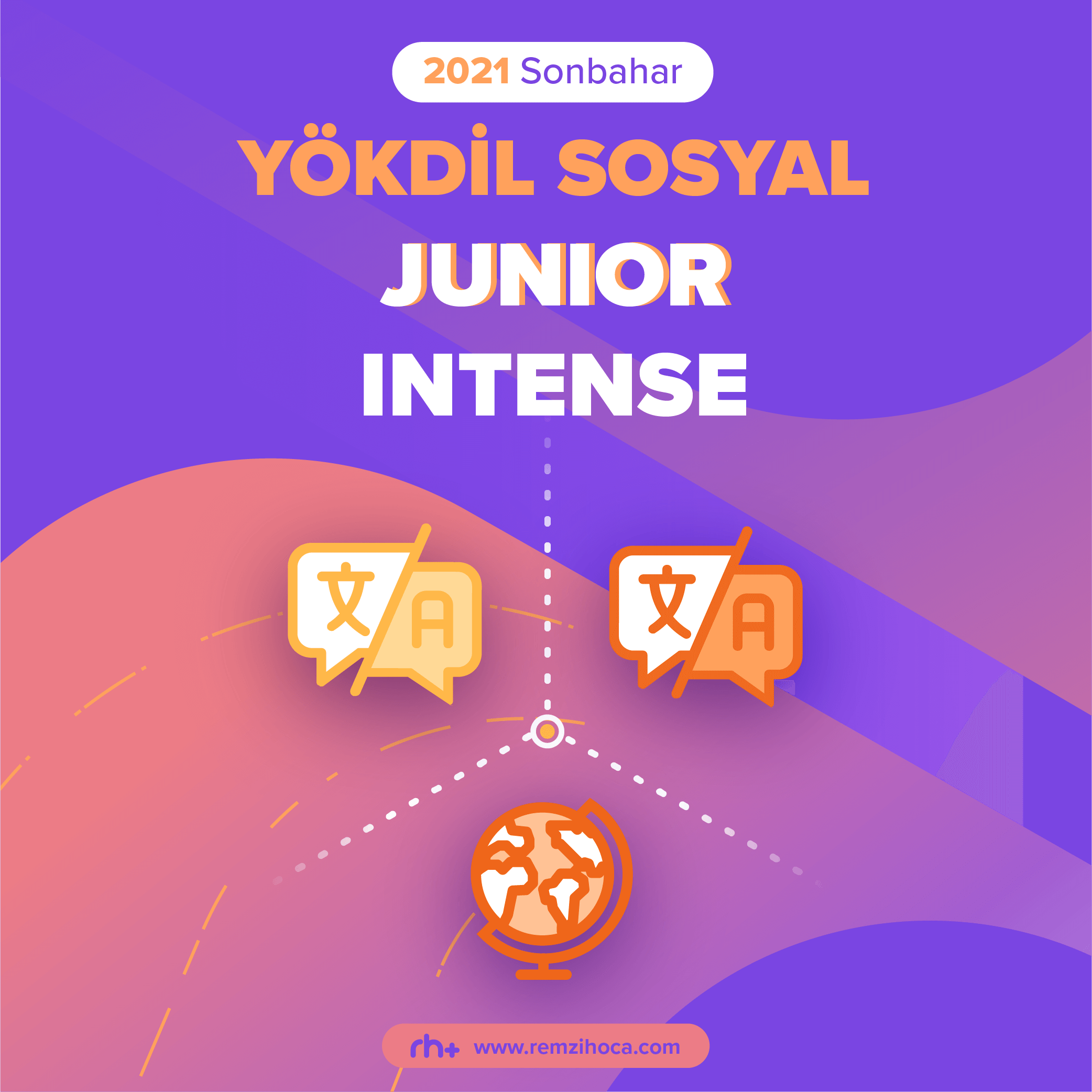 YÖKDİL Sosyal Junior Intense