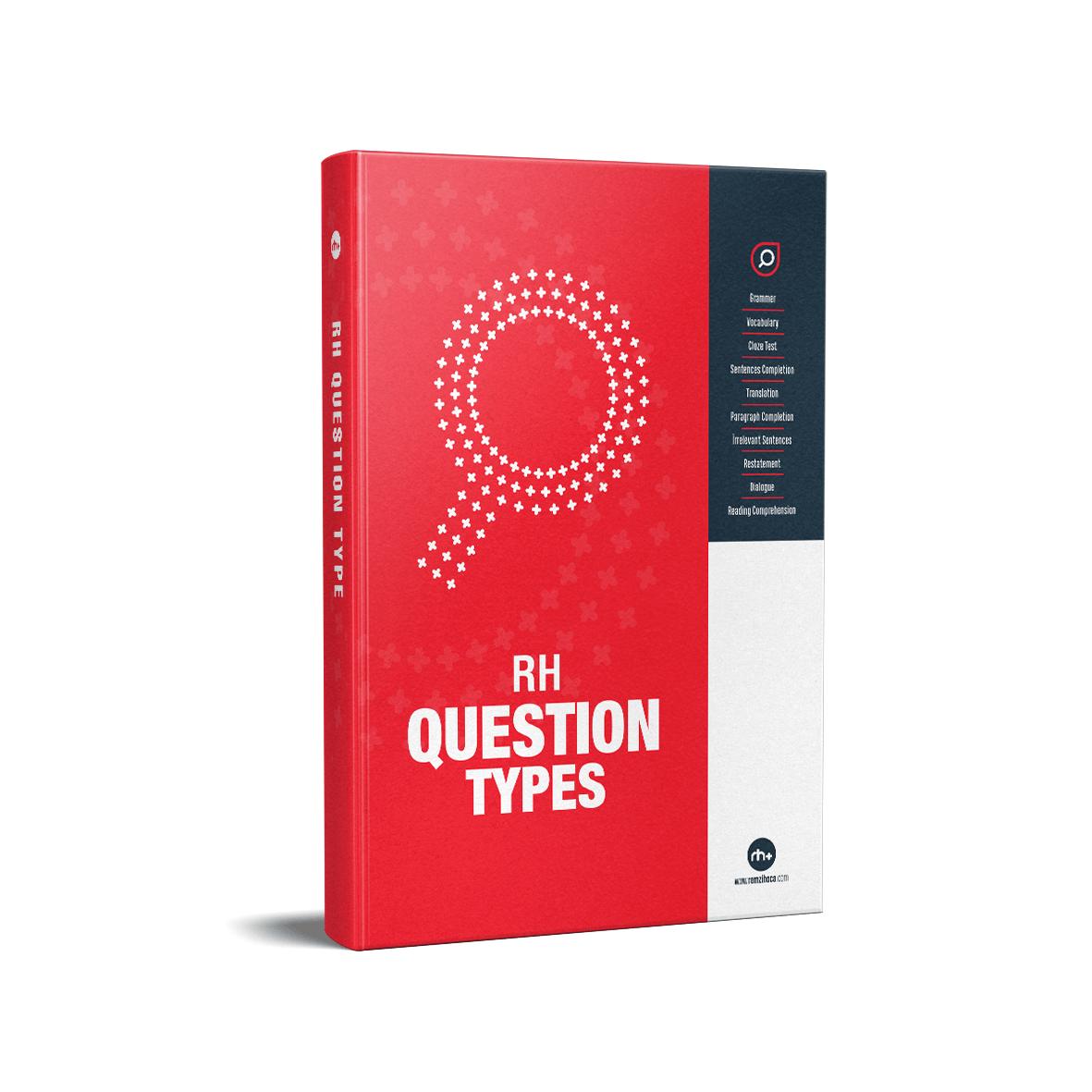 Soru Çözüm Questions Types