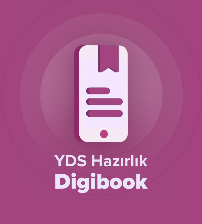 2019 İlkbahar YDS Hazırlık Digibook
