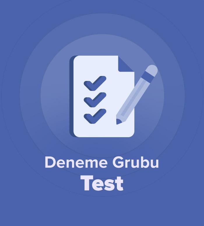 2018 Aralık YDS Deneme Grubu Test