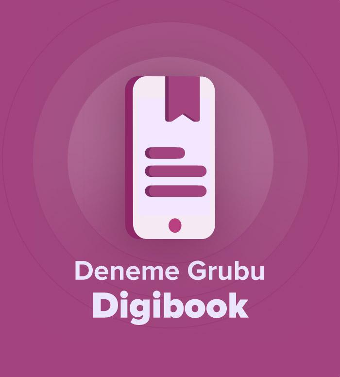 2018 Aralık YDS Deneme Grubu Digibook