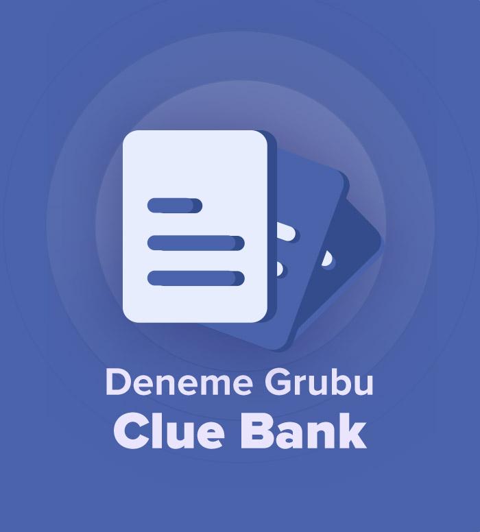 2018 Aralık YDS Deneme Grubu Cluebank