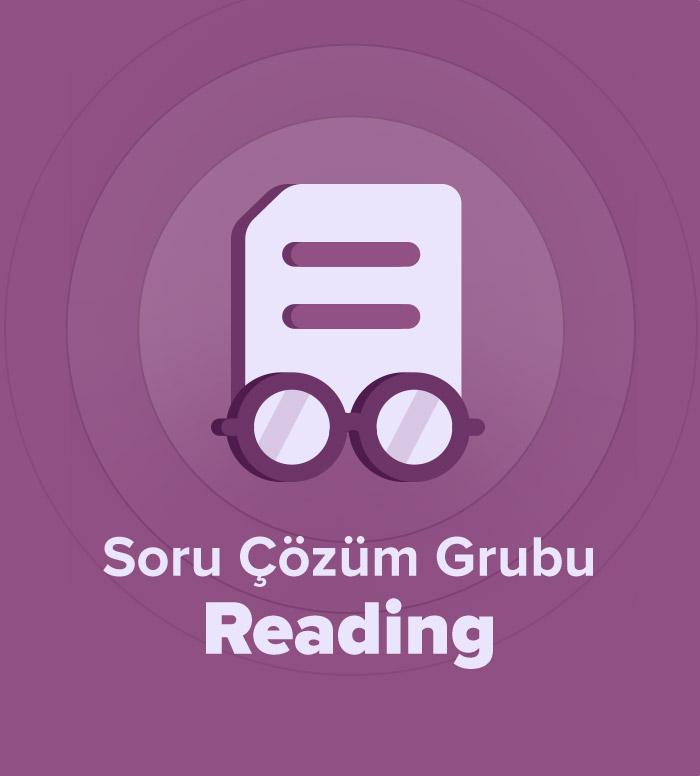 2018 Aralık YDS  Soru Çözüm Reading