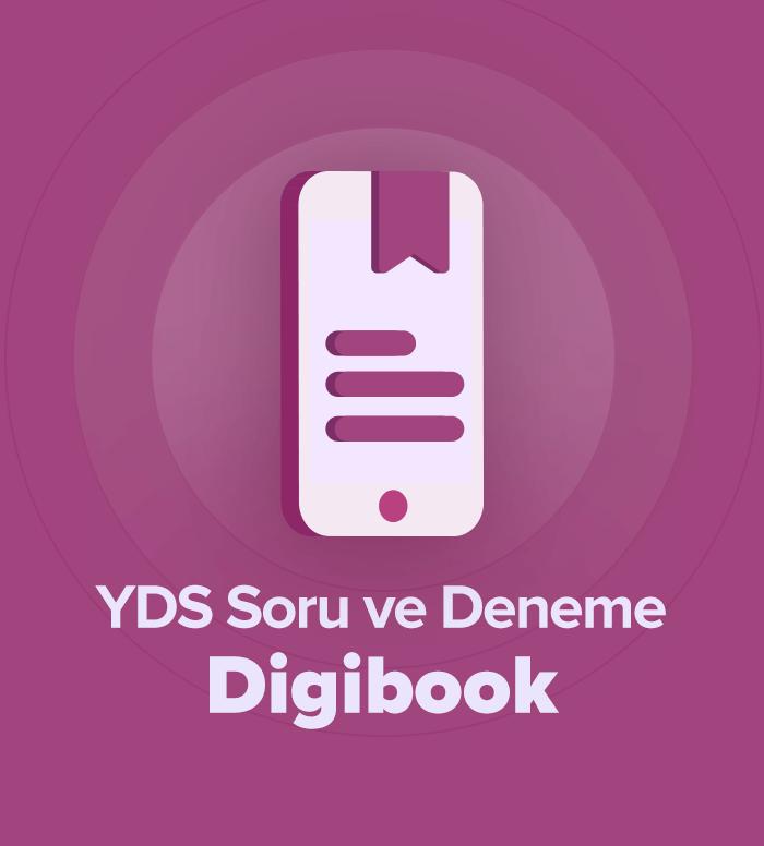 2019 Mart YDS Soru ve Deneme Grubu Digibook