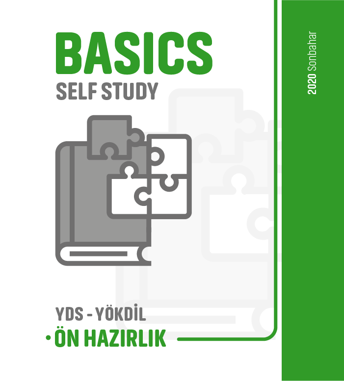 2020 Sonbahar Ön Hazırlık Basics Self-Study Ders Notu