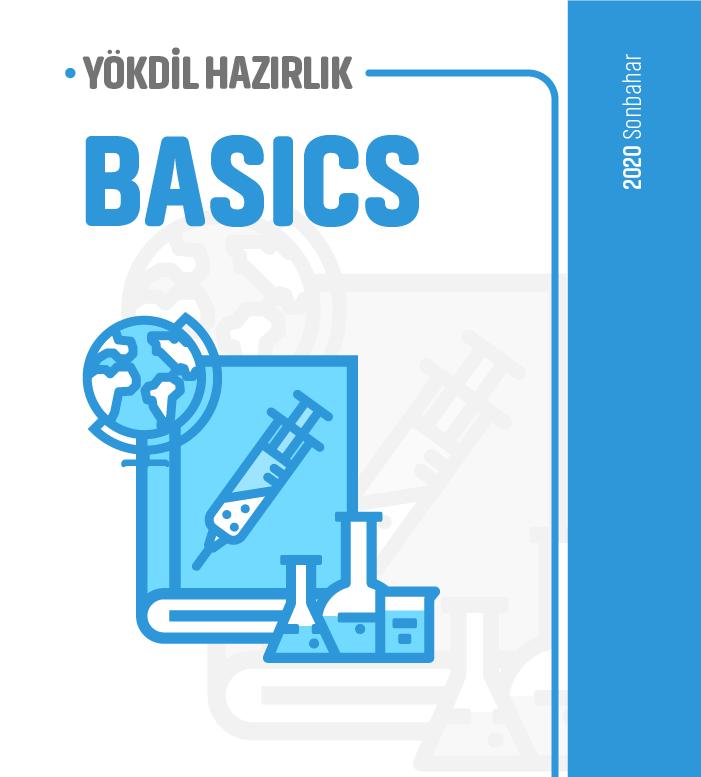 2020 Sonbahar YÖKDİL Basics Ders Notu