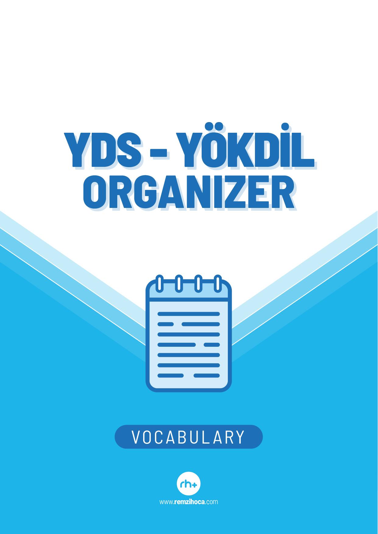 YDS-YÖKDİL Kelime Defteri